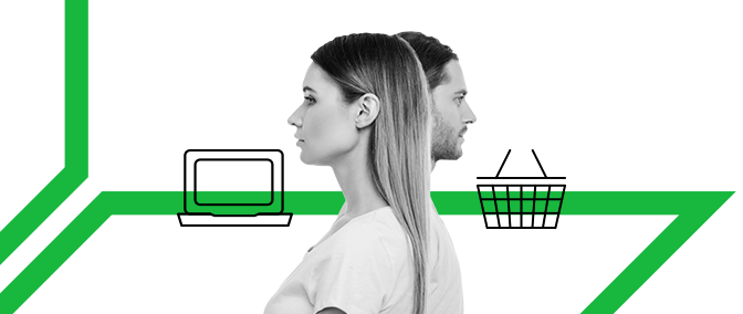 ऑनलाइन और ऑफ़लाइन बिक्री। ग्राहकों का विश्वास कैसे जीतें