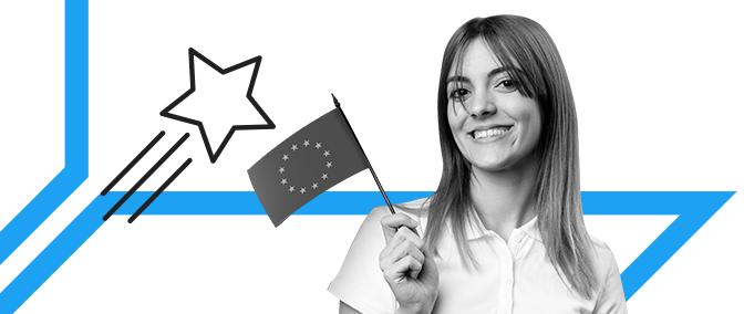 Traumjob in Europa. Umzug und eine erfolgreiche Bewerbung