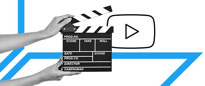 Start Ihres YouTube-Kanals. Zum beliebten Video-Blogger werden