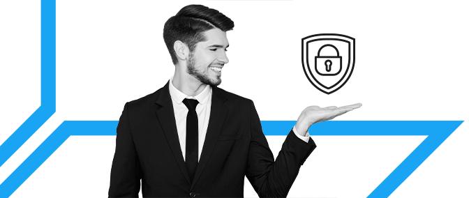आपके वित्त सुरक्षित हैं। डिजिटल दुनिया में टेक्नोलॉजी सुरक्षा