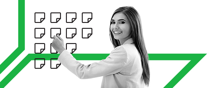 Gestión de negocios eficaz con el método Agile