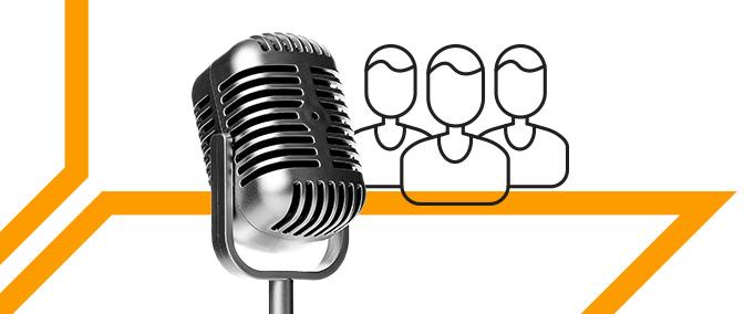 Der legendärer Redner: Fähigkeiten für den öffentlichen Auftritt